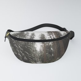 Redwood Forest Adventure II - Nature Photography Fanny Pack