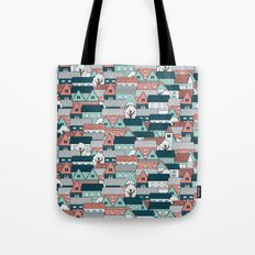 A lot of Houses Tote Bag