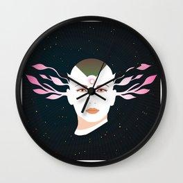 silencio Wall Clock