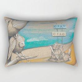 Ciao! Rectangular Pillow