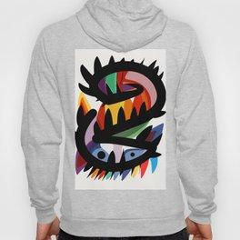 Depemiro Abstract Colorful Art Hoody