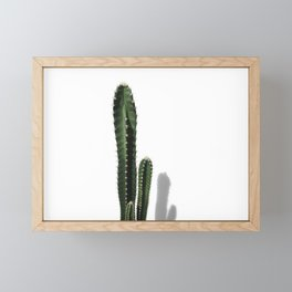 03_Cactus Framed Mini Art Print