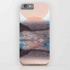 Blue Denny iPhone 6s Slim Case