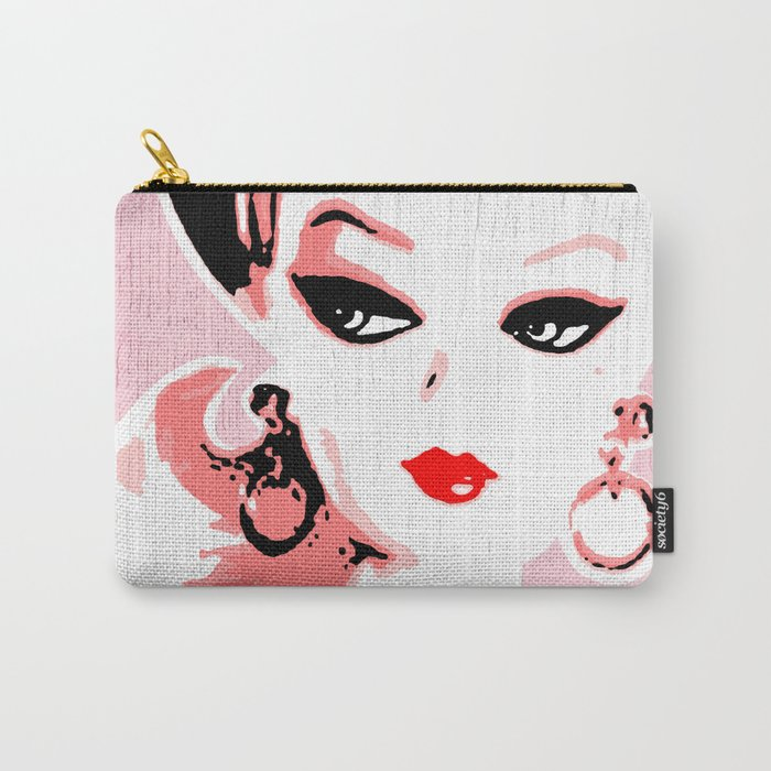 Classic Barbie Carry-All Pouch