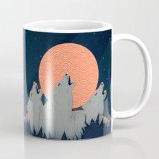 Howling Moon Mug