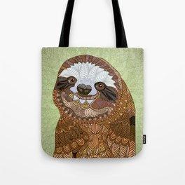 Smiling Sloth Tote Bag