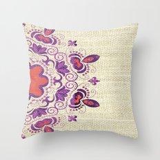 Moroccan Sunrise 3 Throw Pillow
