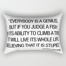 Can't live without you Rectangular Pillow