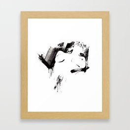 Nude Beauty #3 Framed Art Print
