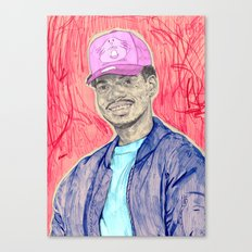 chanseytherapper Canvas Print