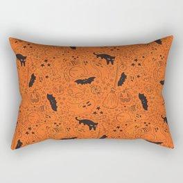 Halloween Party Rectangular Pillow