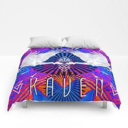 Raven Spirit-Sight Comforters