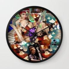 RANZA1 Wall Clock