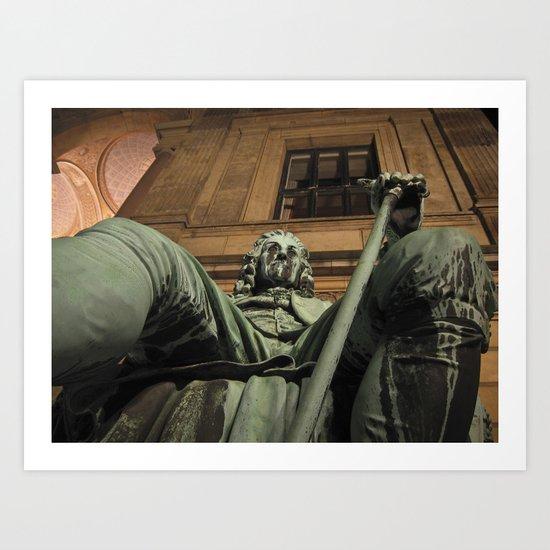 Ludvig Art Print