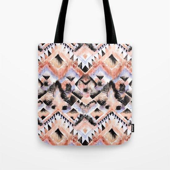Southwest Floral Tote Bag