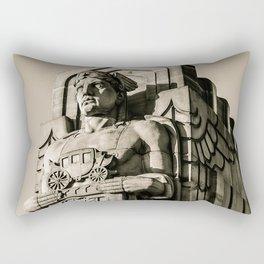 TITAN 2 Rectangular Pillow