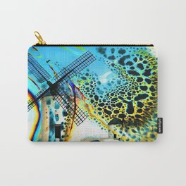 Windmills of La Mancha Carry-All Pouch