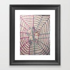 Let Our Love Flow 3 Framed Art Print