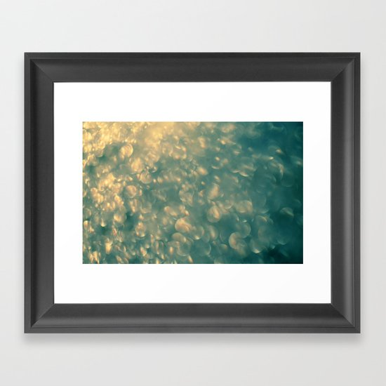 We Are Stars Framed Art Print