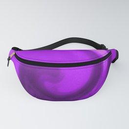 Purple tie dye Fanny Pack