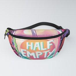 Half-Empty Fanny Pack
