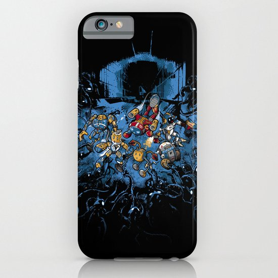 NEREYD 303 iPhone & iPod Case