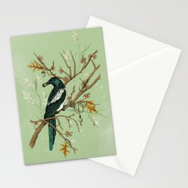 Magpie Jewels Stationery Cards