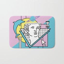 Apollo - Vaporwave - 80s Bath Mat
