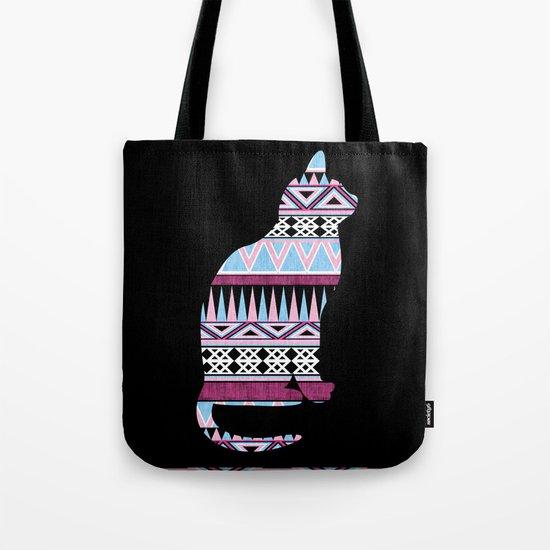 Fun & Fancy Kitty. Tote Bag