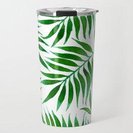 FOLIAGE WATERCOLOR Travel Mug