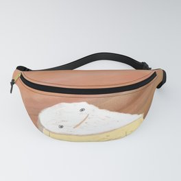 Brie Cheese Fanny Pack
