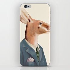 Kangaroo iPhone & iPod Skin