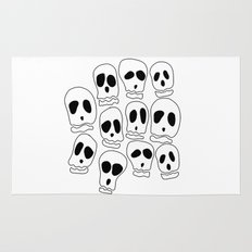 Skulls-1 Rug