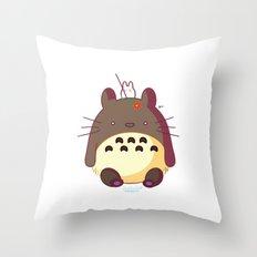 Buboro Throw Pillow