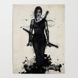 Onna Bugeisha Poster
