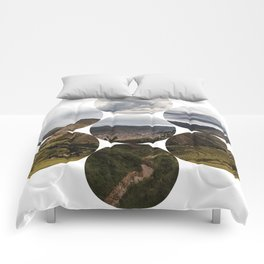 Cusco II Comforters