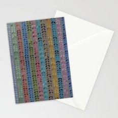 Knit Stitch Pattern Stationery Cards