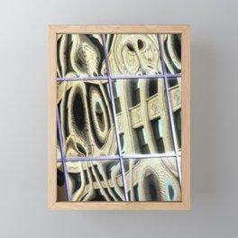 Freaky Flow Framed Mini Art Print