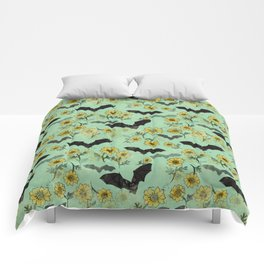 Batty-Buttercup Comforters