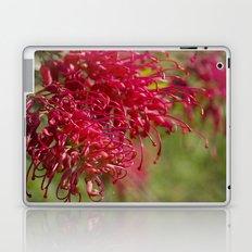 Flor roja Laptop & iPad Skin