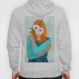 Embrace Change #painting #concept Hoody
