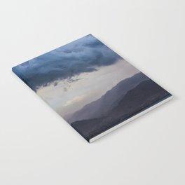 Blue Storm Notebook