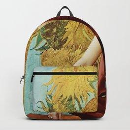 Har-ry Styles Poster – Sunflower, Vol. 6 Poster Print Backpack