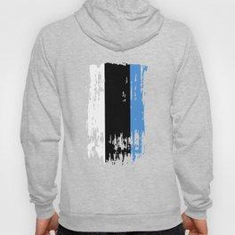 EE EST Estonia Flag Hoody