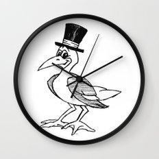 Gullie from Monterey Buddies Wall Clock