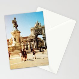 Lisboa #4 Stationery Cards