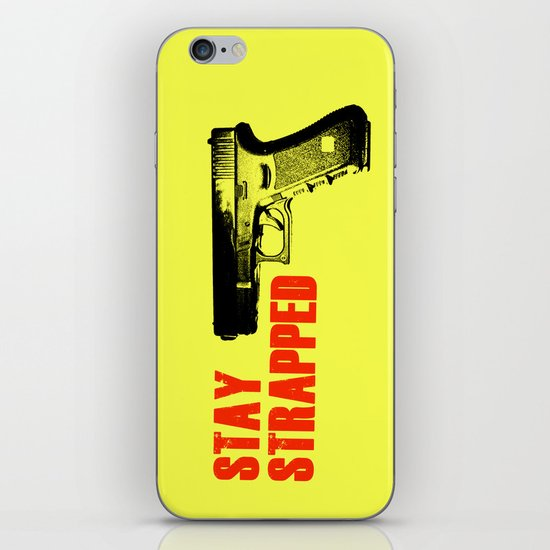 Stay Strapped iPhone & iPod Skin