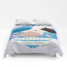 Spoonie Things Comforters