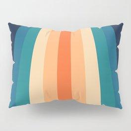 Retro Classic 70's Stripes Pillow Sham