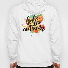 Hello Autumn Hoody